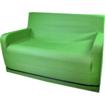Eagle Range – 2 Seater Couch with Arms 1