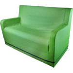 Eagle Range – 2 Seater Couch with Arms 2