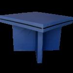 Eagle Range – Square Dining Table